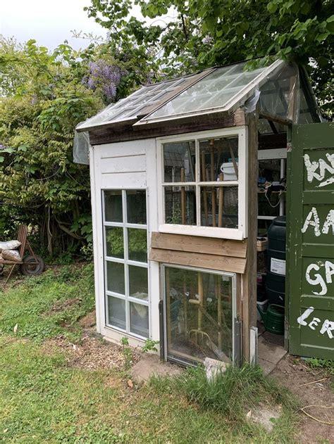 greenhouse  windows build  greenhouse