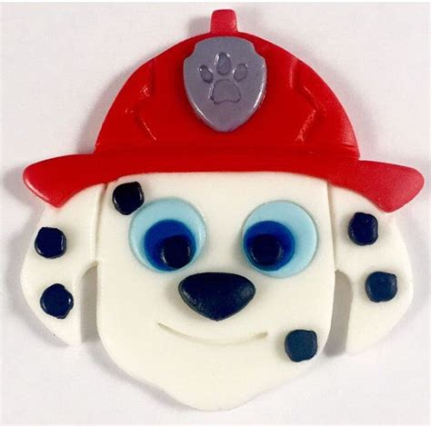 Cake Topper Besar Paw Patrol best 25 paw patrol cupcake toppers ideas on