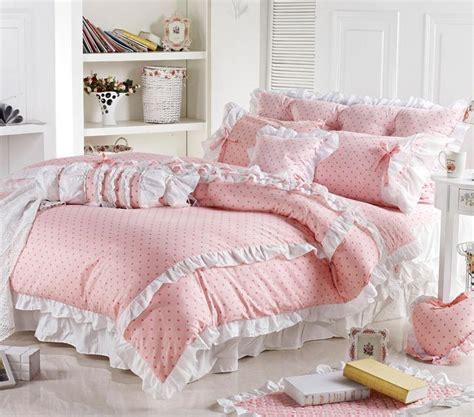 edredones romanticos popular polka dots comforter buy cheap polka dots
