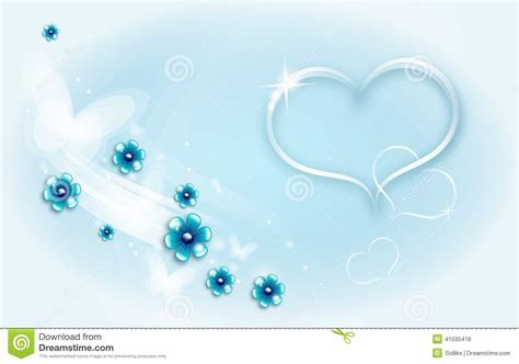 Wedding Background Light Blue by Wedding Card Stock Illustration Image Of Bright Light