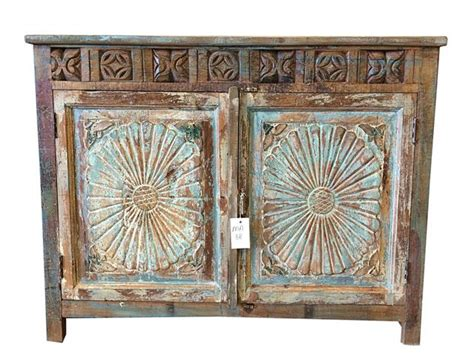 asian style sideboard blue patina 10 best images about rajasthan india furniture on