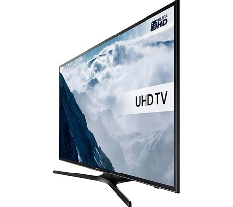 Samsung 70 Inch Tv Buy Samsung Ue70ku6000 Smart 4k Ultra Hd Hdr 70 Quot Led Tv Free Delivery Currys