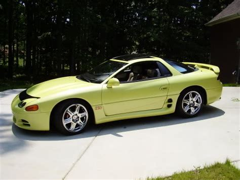 mitsubishi 3000gt yellow tn 1995 pearl yellow 3000gt vr 4