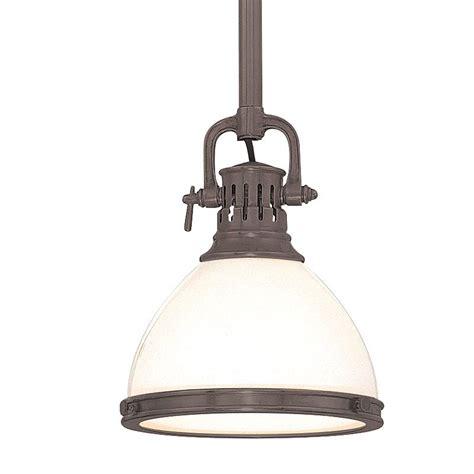 Farmhouse Style Pendant Lighting Hudson Valley Lighting 2621 Agb Aged Brass Randolph 1 Light Farmhouse Style Mini Pendant