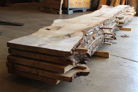 Live Edge Slab Bar Table Tops 13 Historic Timber And Plank