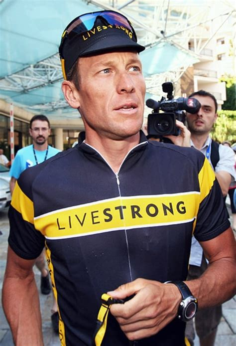 Lance Armstrong Returning: Announces First Ride Since ... Lance Armstrong