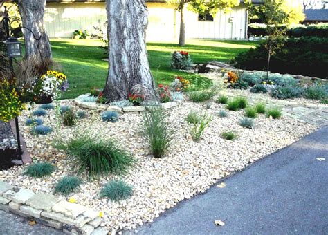 Landscaping Ideas For Gardens Rock Garden Landscaping Ideas Iimajackrussell Garages