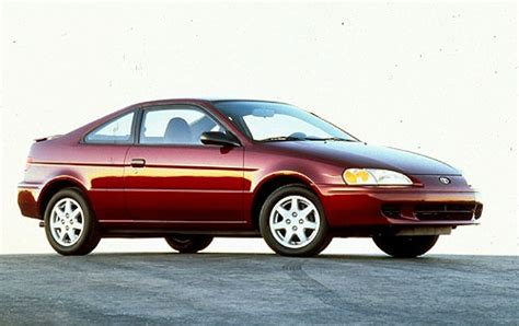 maintenance schedule for 1997 toyota paseo openbay
