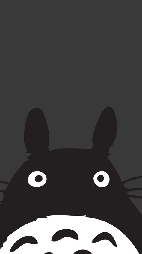 My Totoro Iphone And All Hp totoro phone wallpaper gallery