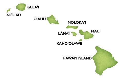 map of hawaii islands which hawaiian islands should i visit the hawaii admirer