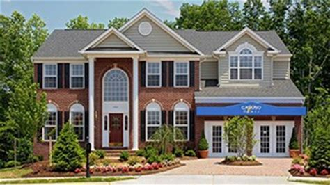 new homes directory gt maryland gt caruso homes