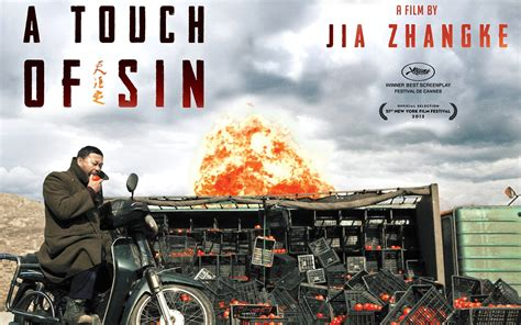 a touch of sin a panorama of contemporary china