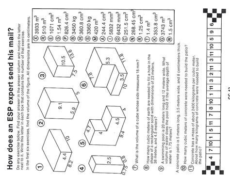 Volume Rectangular Prism Worksheet by Slavens 7th Grade Math Volumes Homework Due Tueday 2 28