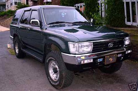 93 toyota 4runner sr5 lots of new parts ready to drive