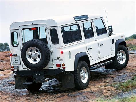 range rover defender 1990 cars land rover defender 110 1990 auto database com