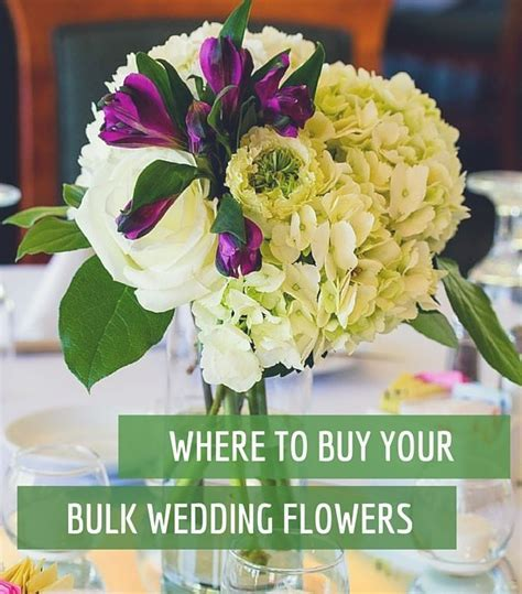 The Best Bulk Wedding Flowers Suppliers   Mrs. Fancee