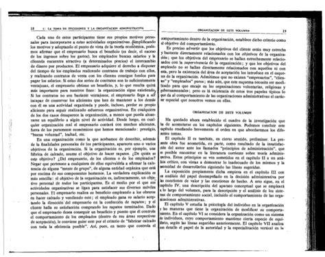 Tas Impor E M O R Y Zestovia 01emo0961 1 simon 1947 el comportamiento administrativo 1