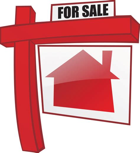 house for sale on house for sale clipart clipartion com