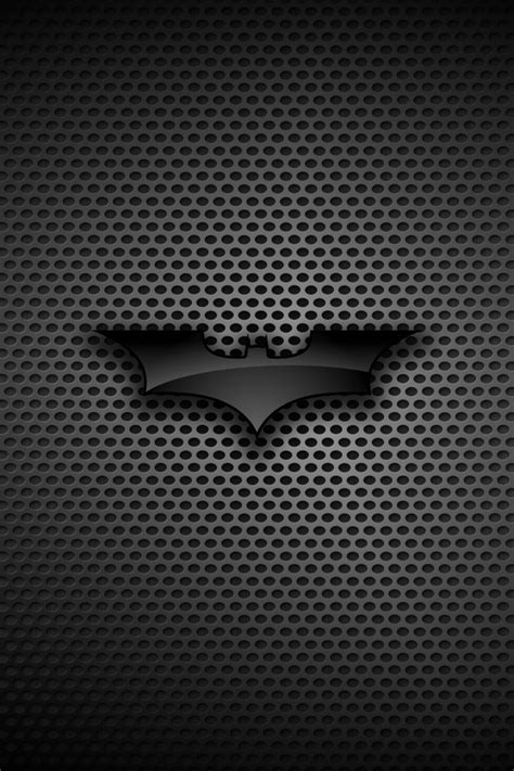 wallpaper iphone monochrome batman minimalistic dc comics grid monochrome logos