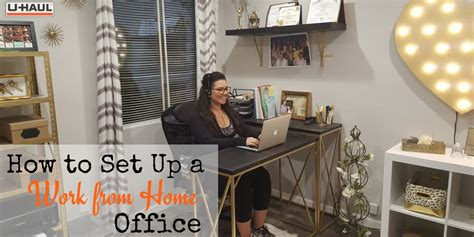 work from home office how to set up a work from home office moving insider