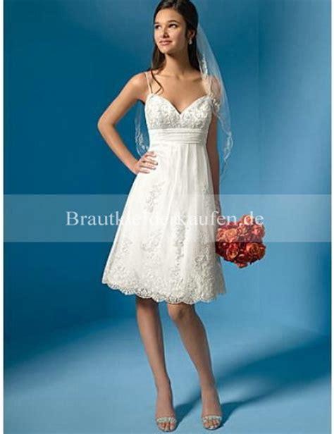 Hochzeitskleider Kurz by Brautkleid Zu Kurz