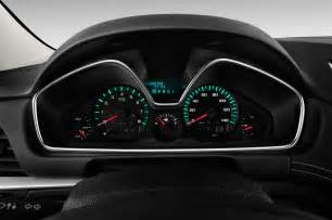 Chevrolet Instrument Cluster 2017 Chevrolet Traverse Reviews And Rating Motor Trend