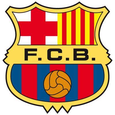 barcelona logo png european football club logos