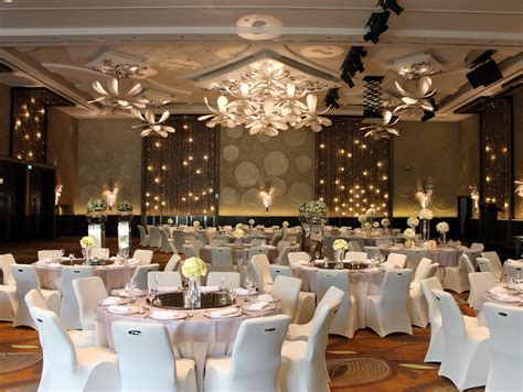 Hotel venues in Singapore: Plan a Korean inspired wedding