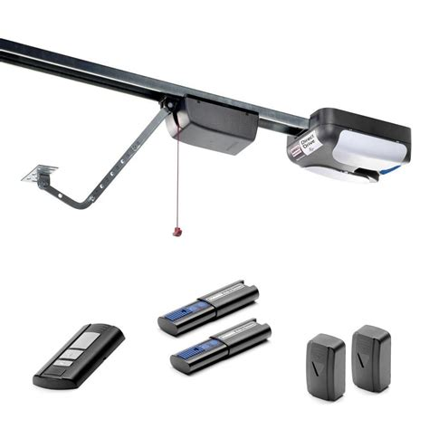 Overhead Door 450a Remote Genie Chainlift 800 1 2 Hp Chain Drive Garage Door Opener 2022 Tkecv The Home Depot