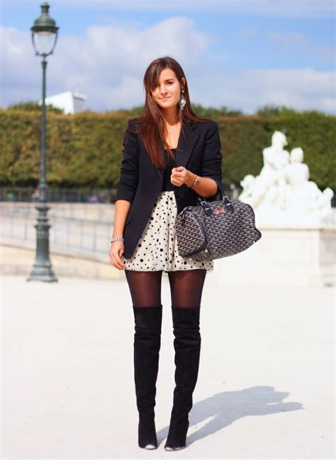 11 awesome and gorgeous skirt with boots