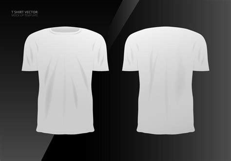 Tshirt Kaos Baju Timberland Pro realistic t shirt mock up template free vector