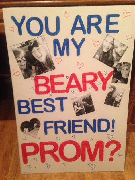 8 Ways To Ask A To Homecoming by Best Ways To Ask A Friend To Prom Promposal Bestie