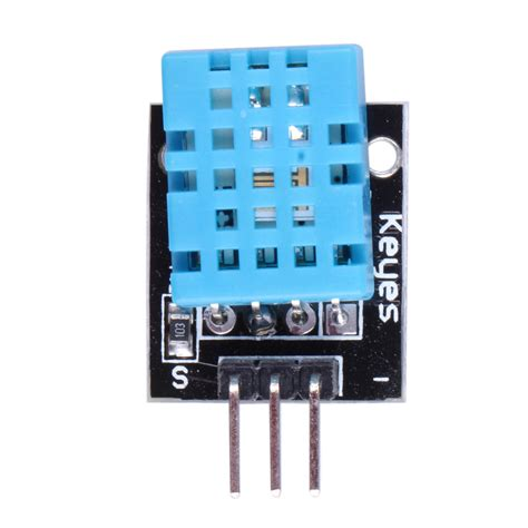 Dht11 Sensor Temperature And Humidity With Breadboard high quality dht11 digital temperature humidity sensor module