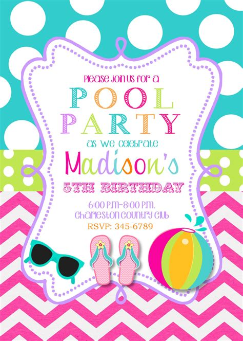 pool invitations theruntime