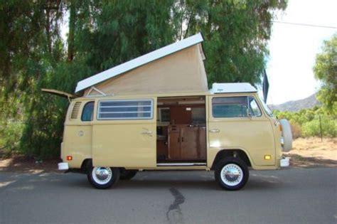 buy   vw volkswagen westfalia camper van bus  shipping  buy    el