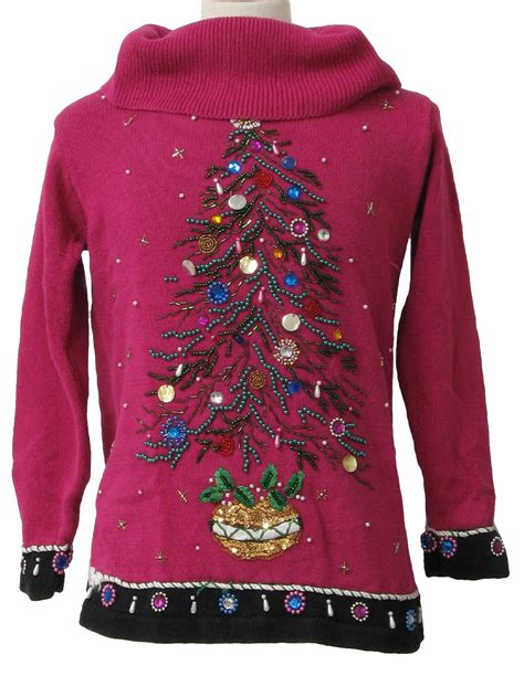 womens ugly christmas sweater victoria jones womens