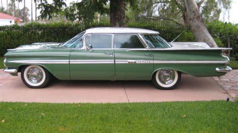 4 Door Impala by 1959 4 Door Impala Quot Flat Top Quot Classic Chevrolet Impala