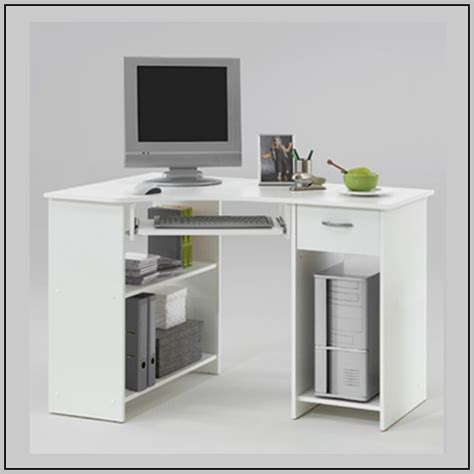 Large White Writing Desk Desk Home Design Ideas Large White Corner Desk