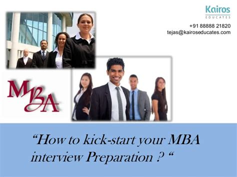 Should You Go For Mba by How Should You Go About Preparing For Your B School