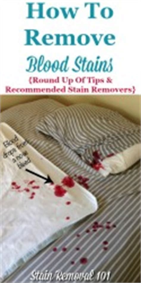 how to remove blood from upholstery stain removal blog the latest tips guides for house