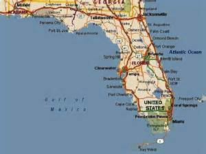 orlando map of florida florida map orlando