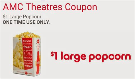 coupon amc theaters