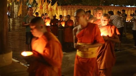 A Monk Among Us monk stock footage