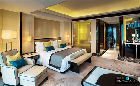 deluxe hotel room layout comfort abounds in this hotel suite st regis luxury