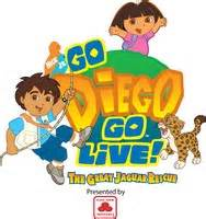 Go Diego Go Live The Great Jaguar Rescue Go Diego Go Live The Great Jaguar Rescue Seattle