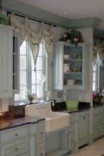 lilly vintage cottage kitchen