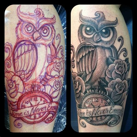 tattoo parlour epping corey miller owl tattoo from melbourne tattoo expo