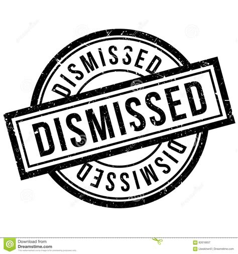 dismissed rubber st vector cartoondealer 82616657