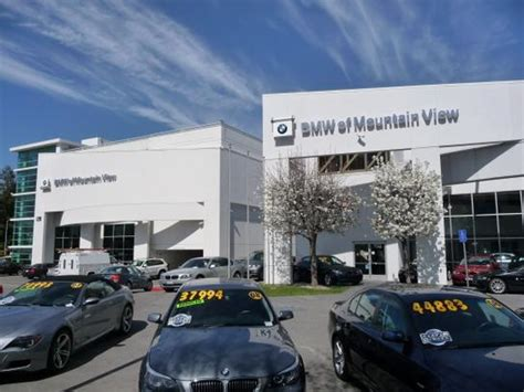 Mountain View Bmw Service by Bmw Mountain View Car Dealership In Mountain View Ca