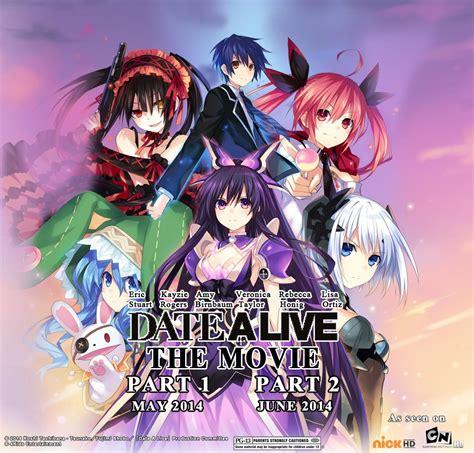 film anime genre hot date a live the movie anime fanon wiki fandom powered